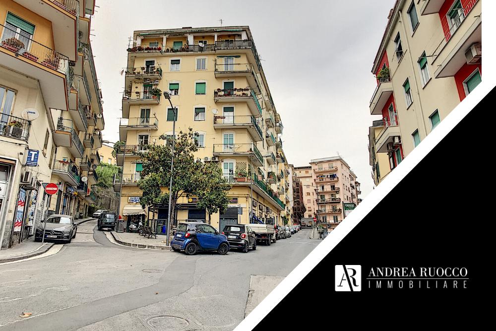 Immagine panoramica quartiere Carmine Salerno
