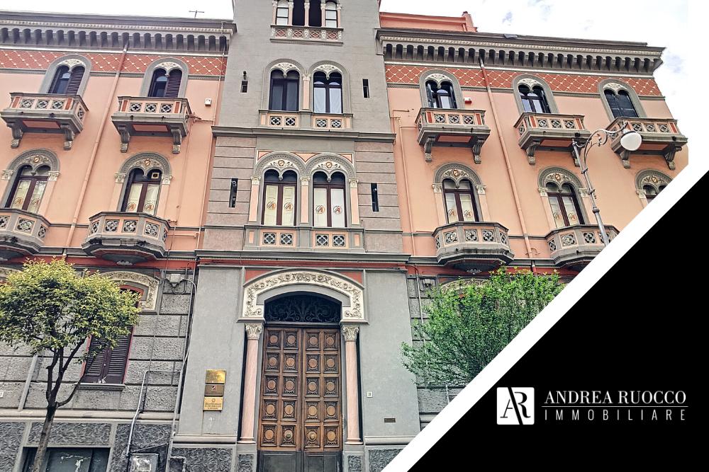 Andrea Ruocco Palazzo Centro Salerno