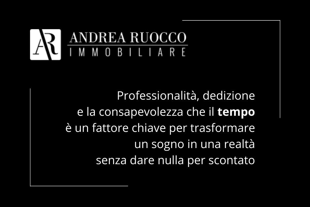 citazione Andrea Ruocco consulente immobiliare Salerno