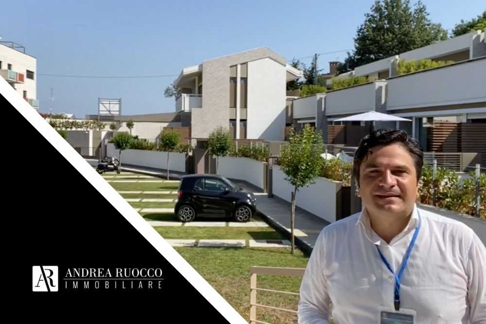 come vendere casa a salerno con Andrea Ruocco in primo piano