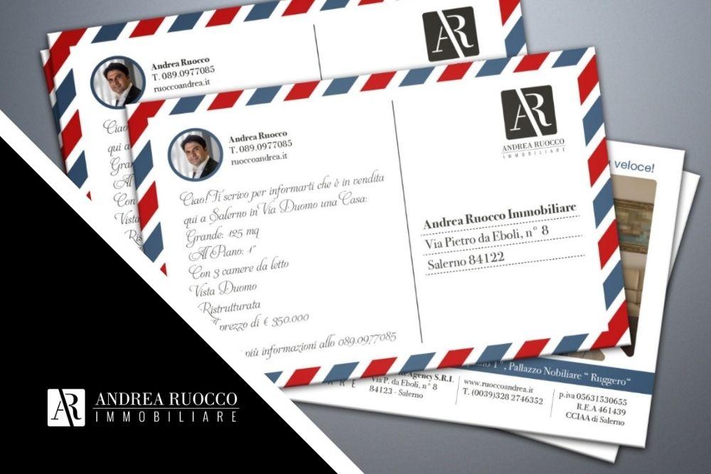 vendere casa a distanza a Salerno con Andrea Ruocco